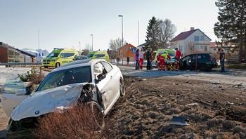 Dødsulykke på Sortland