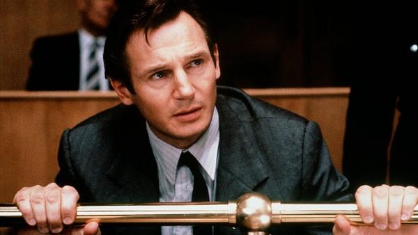 Thriller med Liam Neeson