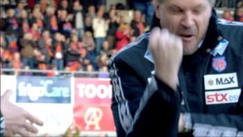 Kjetil Rekdal etter kampen mot Rosenborg