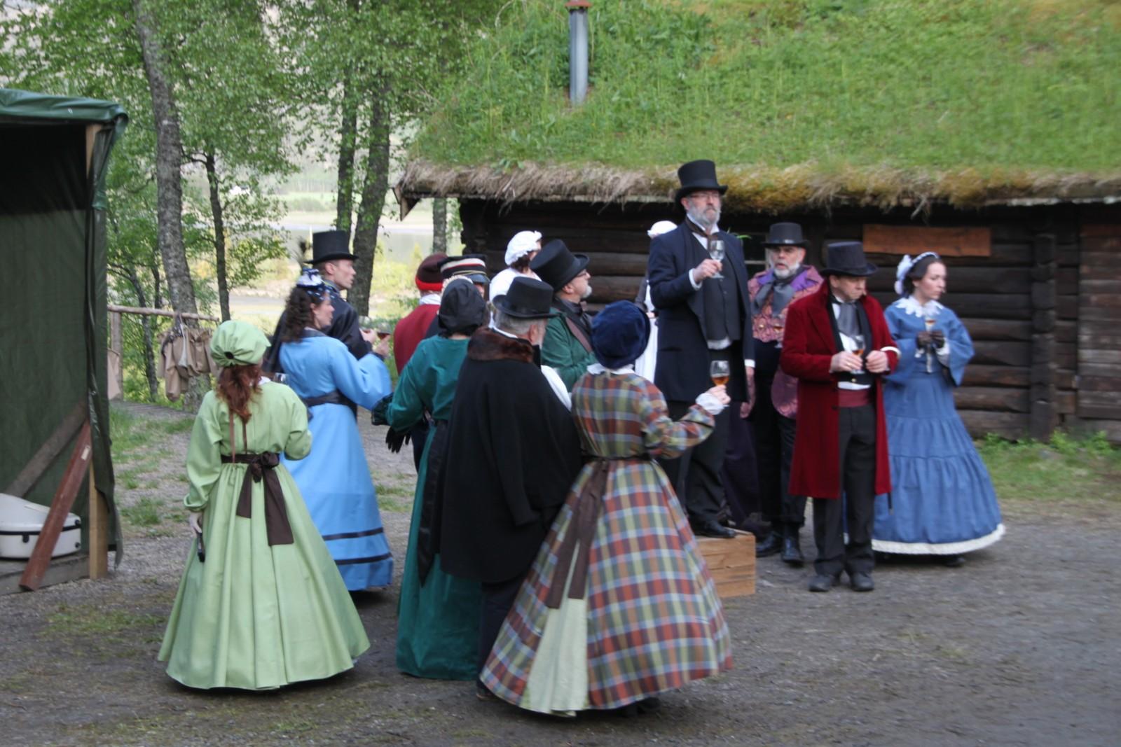 Stortingsmann Daa besøker Namsos
