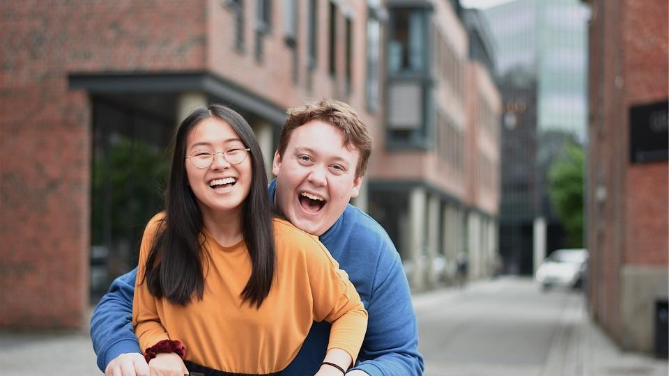 Kristian og Nora