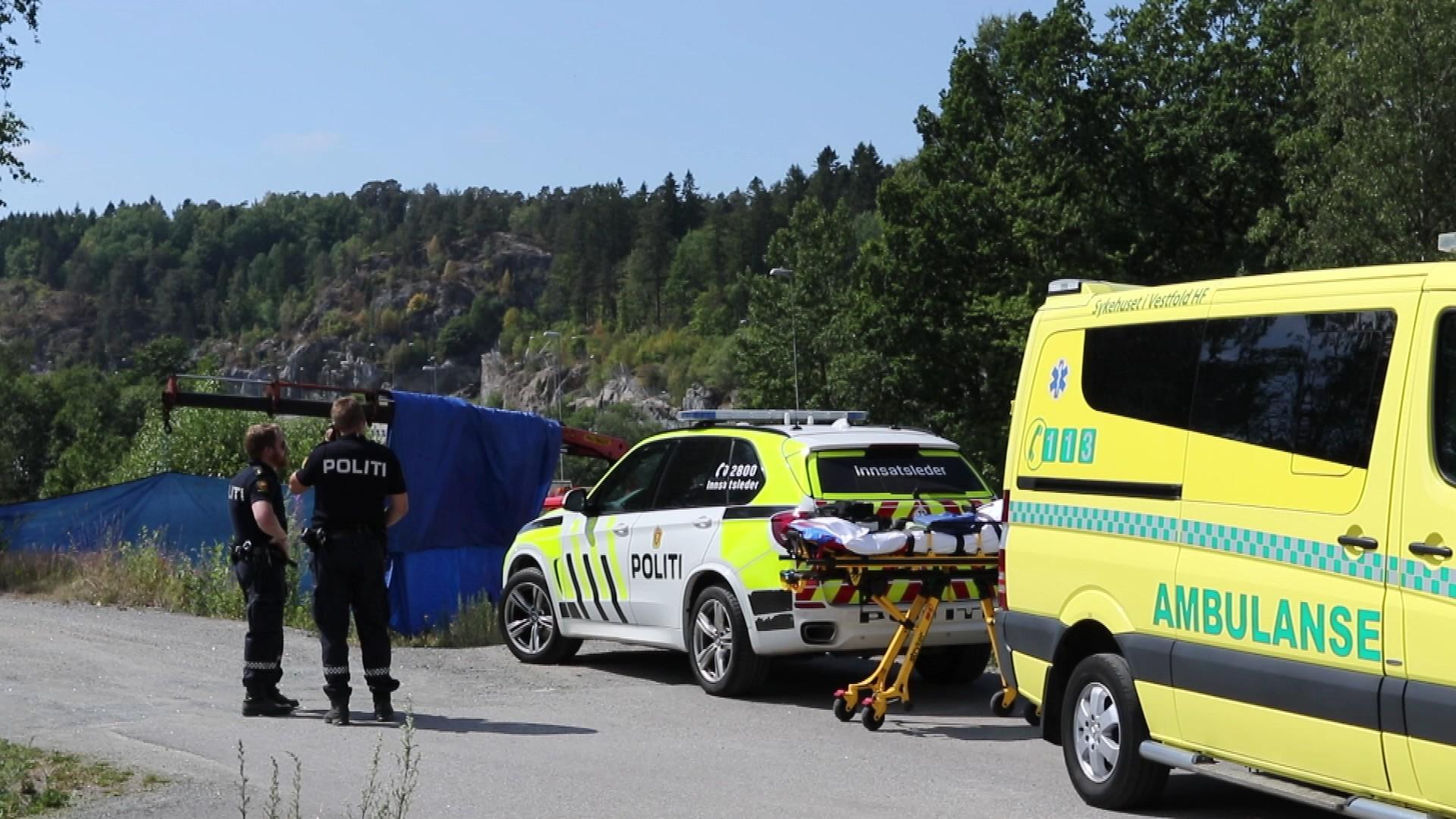 f60032664 Bombe funnet i Larvik – NRK Vestfold – Lokale nyheter, TV og radio