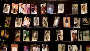 Rwanda Genocide Suspect