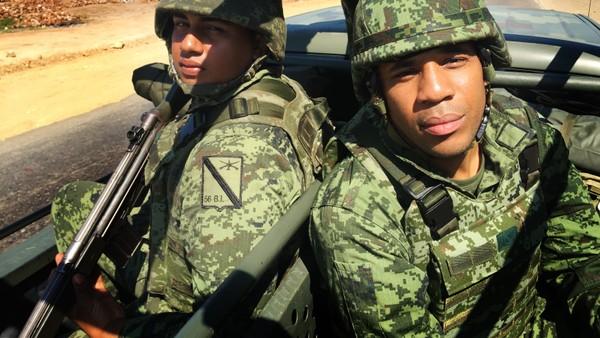 Reggie Yates patruljerer i Mexicos mest voldelige by