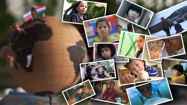Sanne historier fra hele verden om barn som har opplevd noe sterkt i livet. Opplevelsen har lært de masse som har gjort de sterkere i livet.