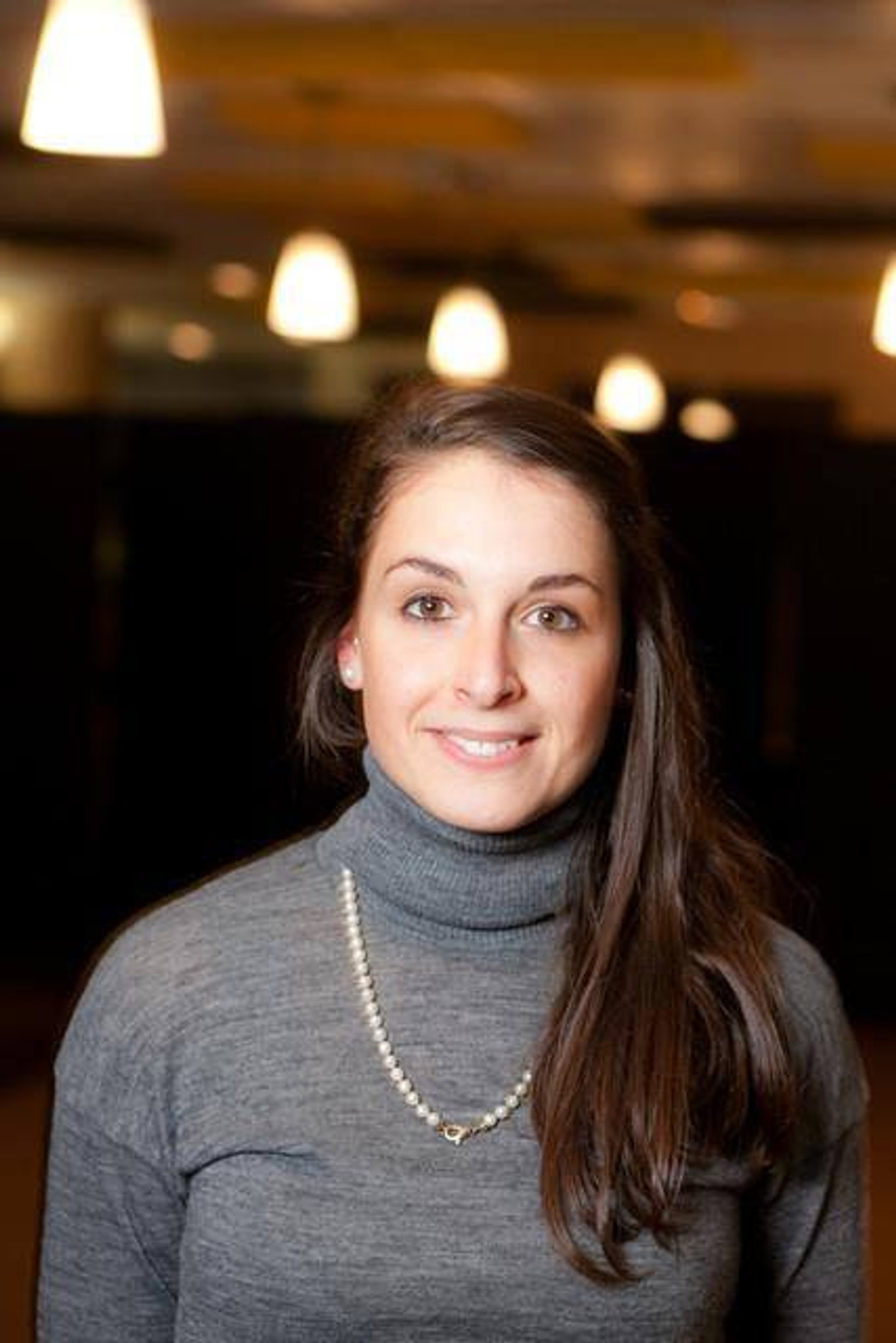 DREPT: Italienske Valeria Solesin (28) kom fra Venezia, men bodde i Paris. Hun var doktorgradsstudent i demografi-. Valeria var på Bataclan med kjæresten sin da hun ble drept.