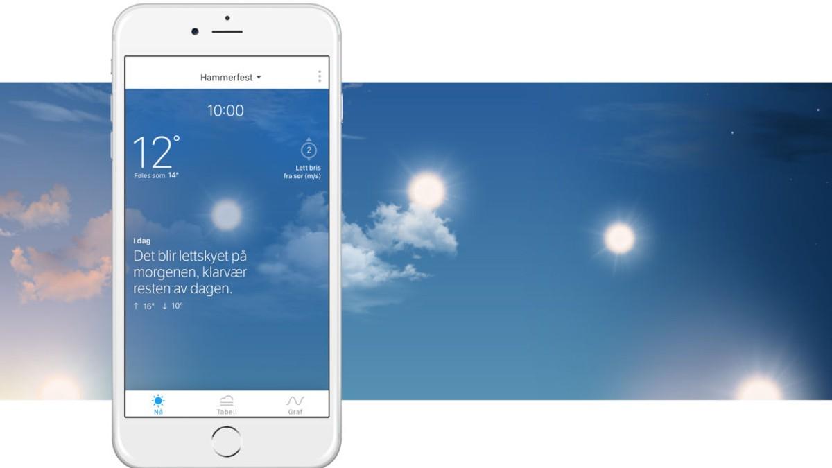 Ny Yr-app viser deg himmelen