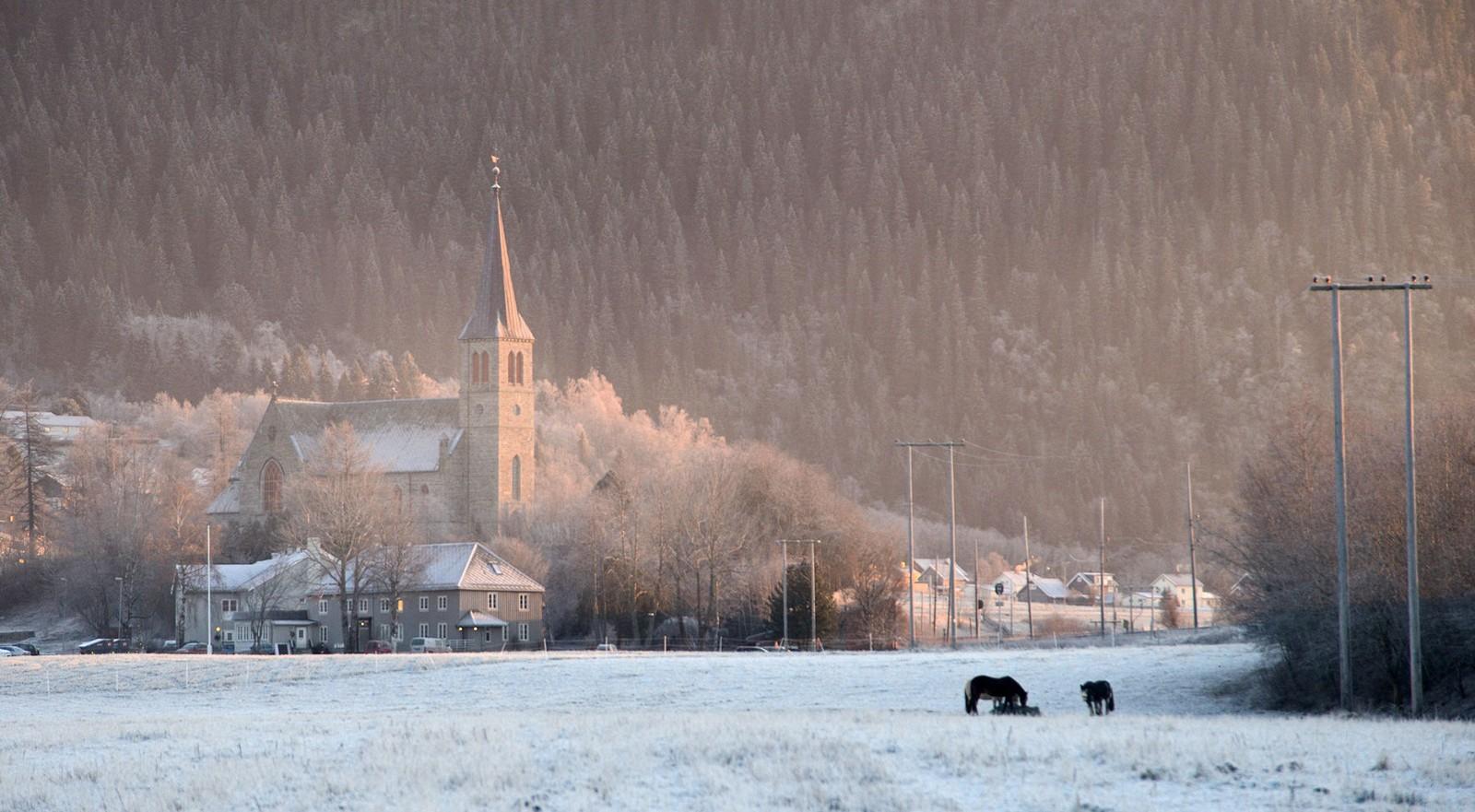 19.02 Melhus kirke