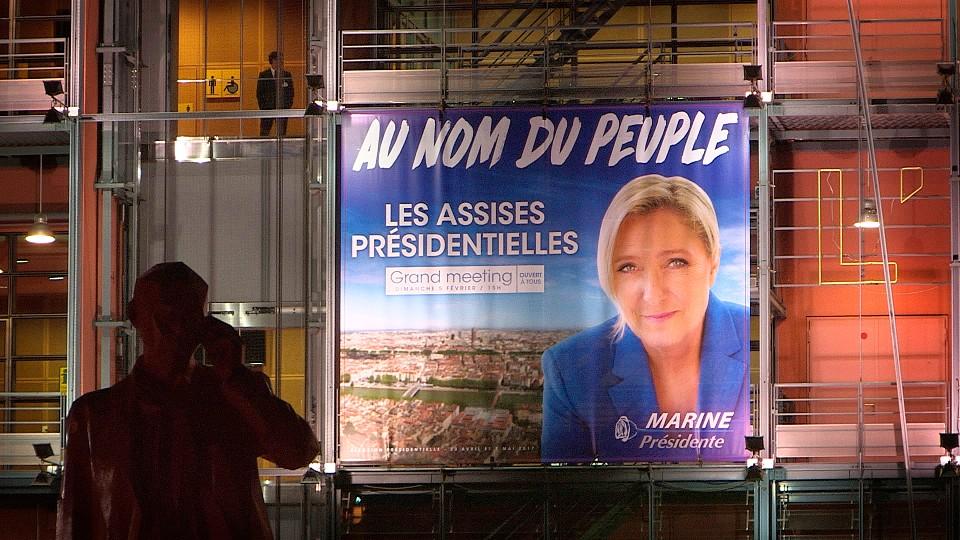 Marine Le Pen - kvinnen på ytre høyre