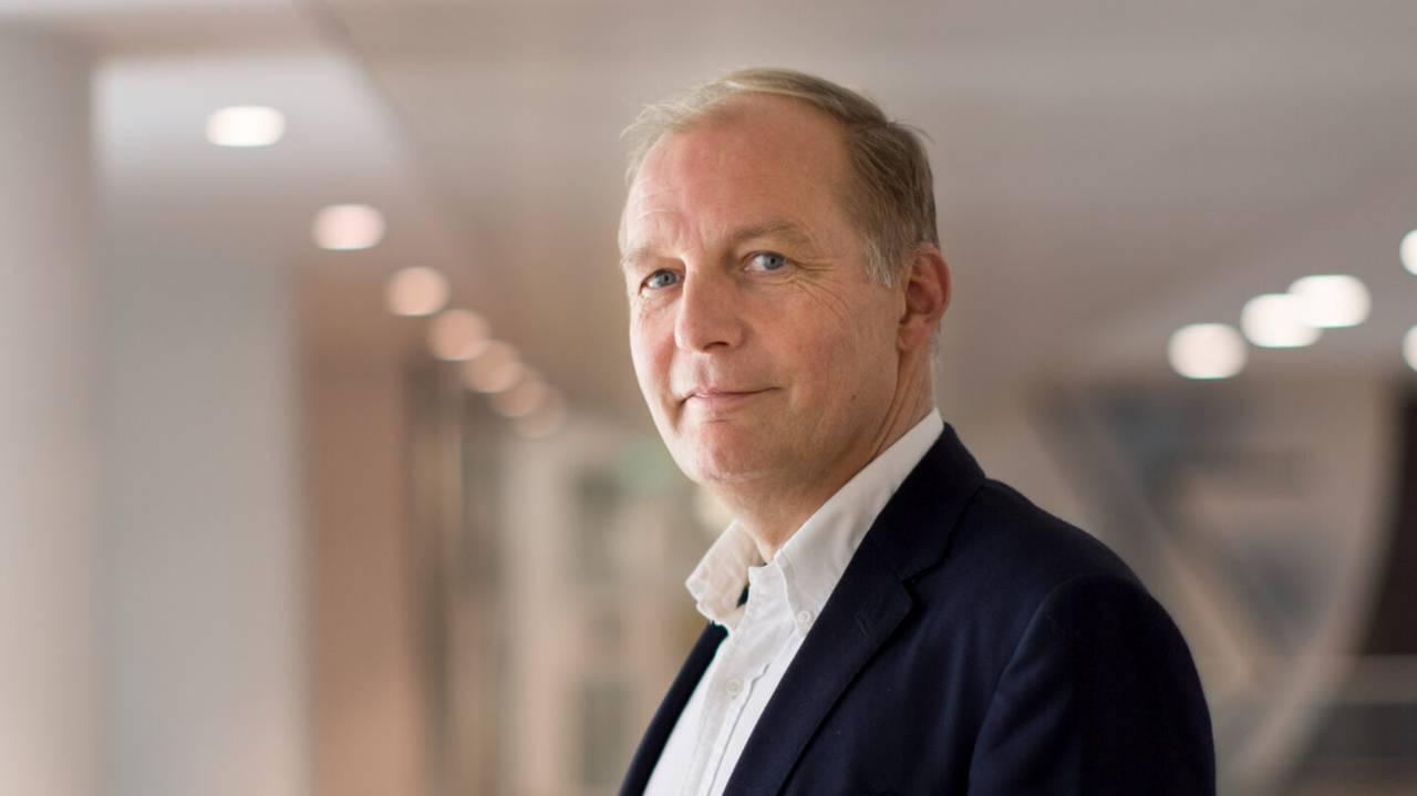 Erik Hope, direktør i Departementenes sikkerhets- og serviceorganisasjon.