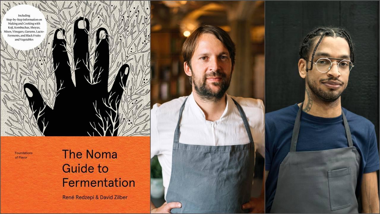 René Redzepi og David Zilber har gitt ut kokeboken