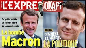 Hvem er Emmanuel Macron?