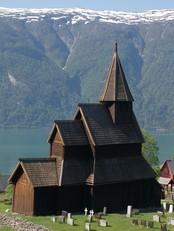 Urnes stavkyrkje. Foto: Merete Husmo Høidal , NRK