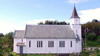 Hallaren kirke