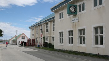 Rådhuset i Stanley