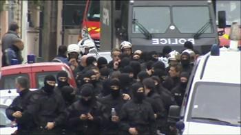 Video Dramaet i Toulouse er over