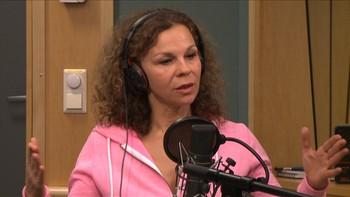 Ottar-medlem Kari Jaquesson beklager språkbruken da hun ba en 17 år gammel møtedeltaker «suge pikk», men står for meningsinnholdet.