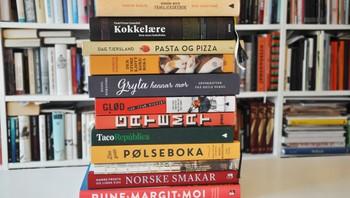 Kokebøker utgitt i 2015