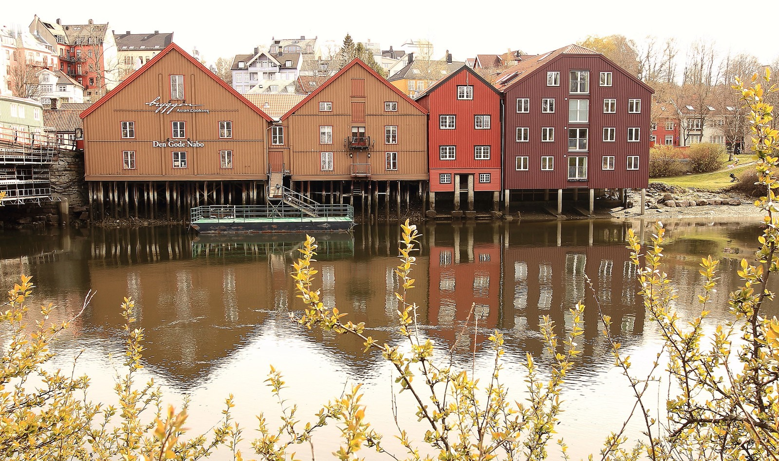 Brygger på Bakklandet