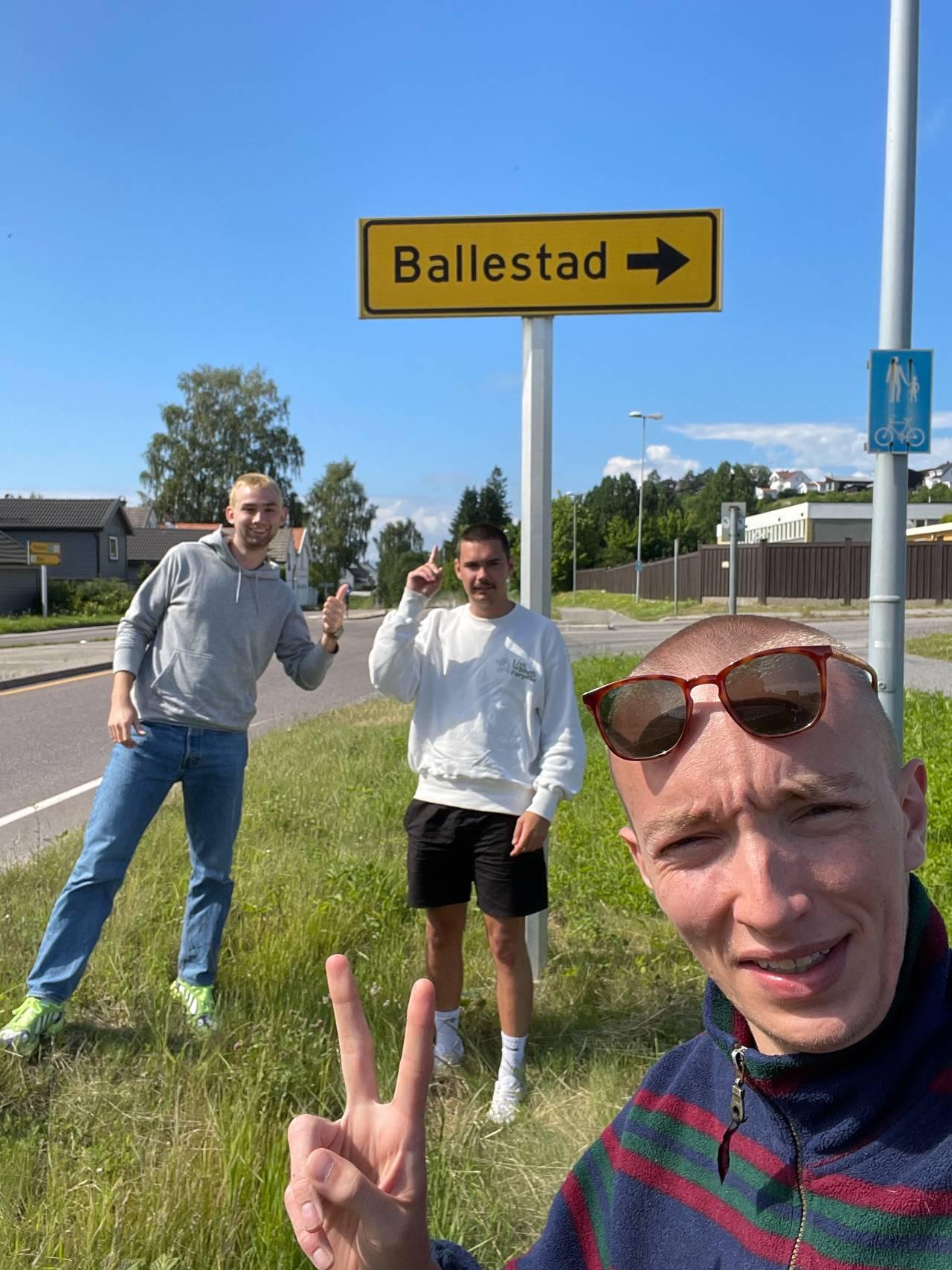 Ballestad