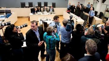 Terrorrettssaken mot Anders Behring Breivik i Oslo tingrett