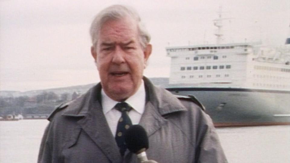 Norsk skipsfart i medvind