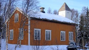 Bjørhusdal gamle kapell