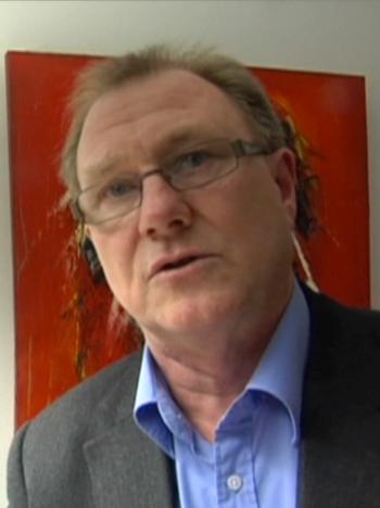 Ordfører i Herøy, Arnt Frode Jensen