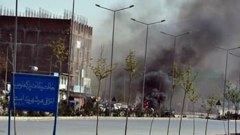 Angrep i Kabul