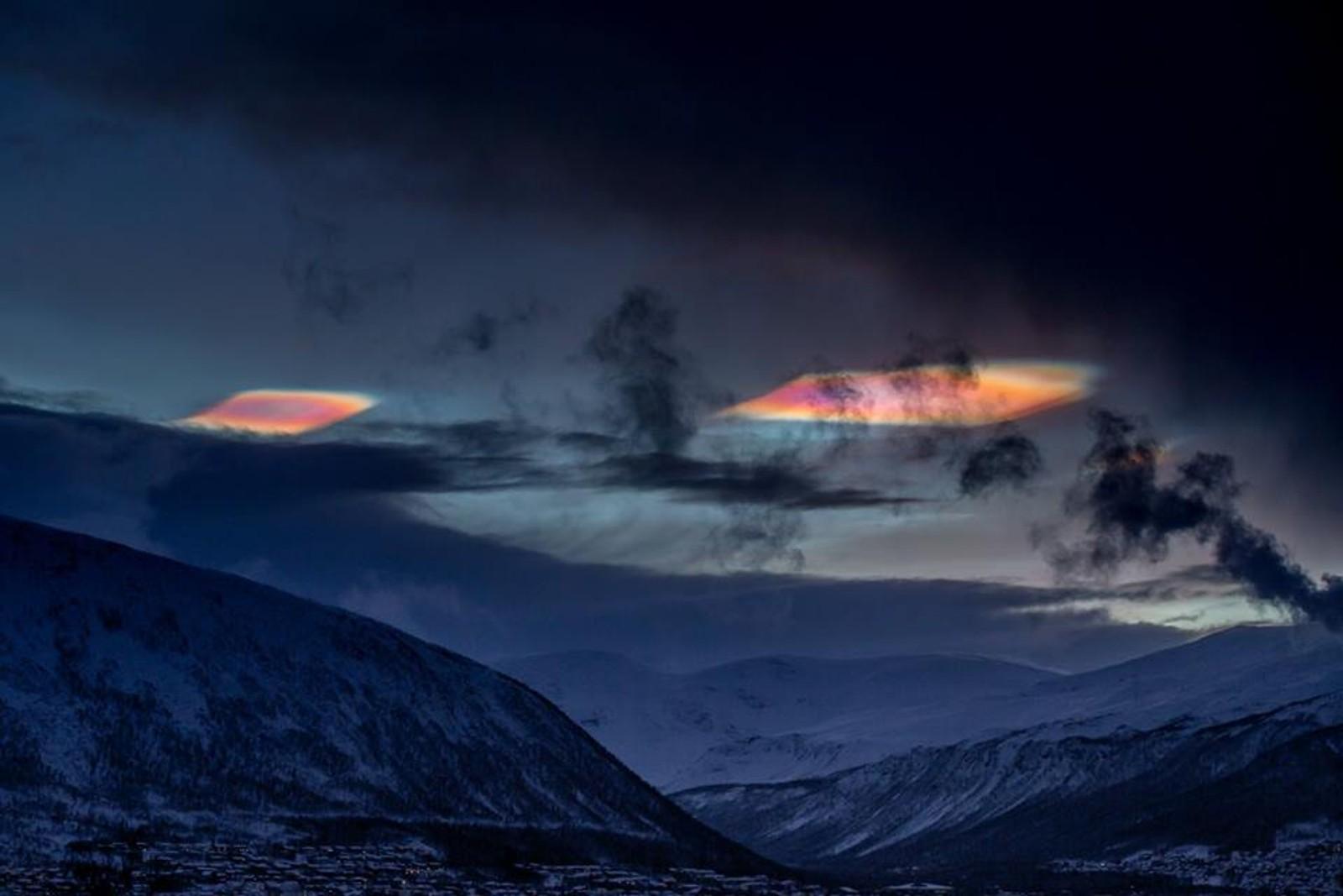 Perlemorskyer i Troms