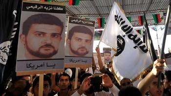 Raseri over pågripelsen av Anas al-Liby