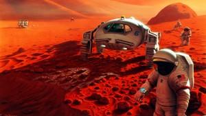Mars - vårt neste reisemål?