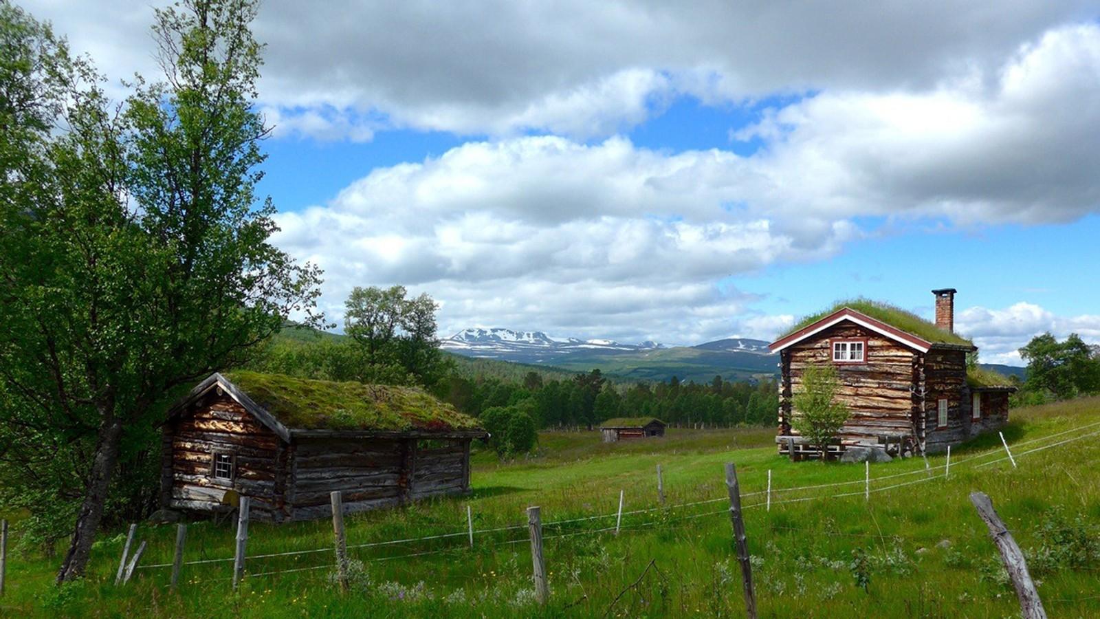 Vollasetra i Leverdalen, Rennebu