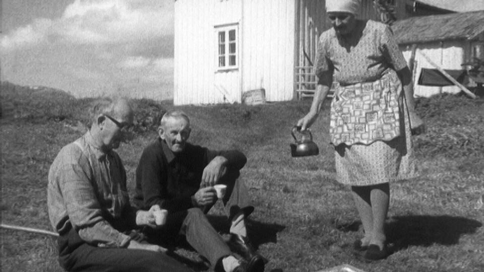 Den siste ødemarksgården på Helgeland