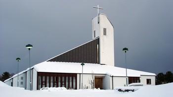 Kolstad kirke i Trondheim