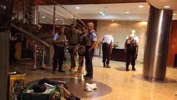 Mali Inside the Hotel Attack