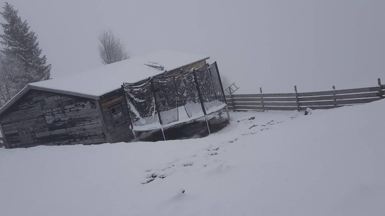Vinter igjen i Skogbygda i Vågå