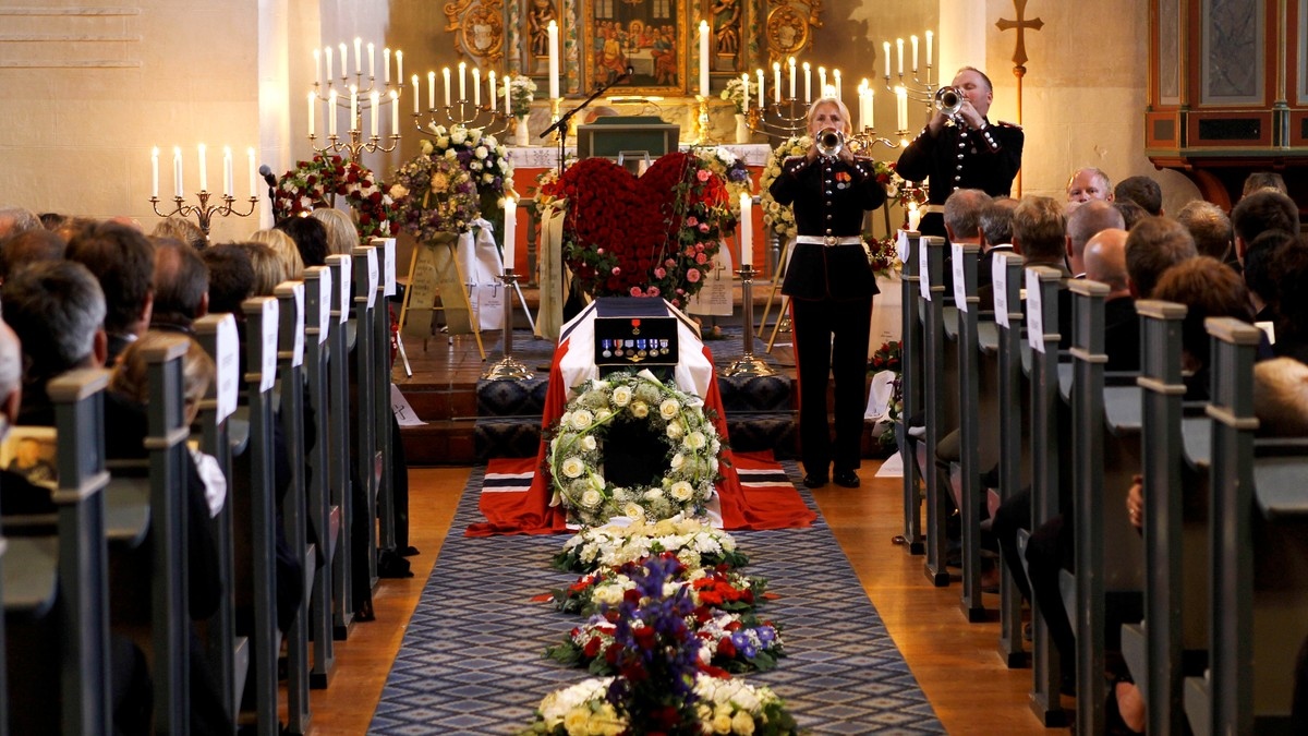 trond andre bolle begravelse