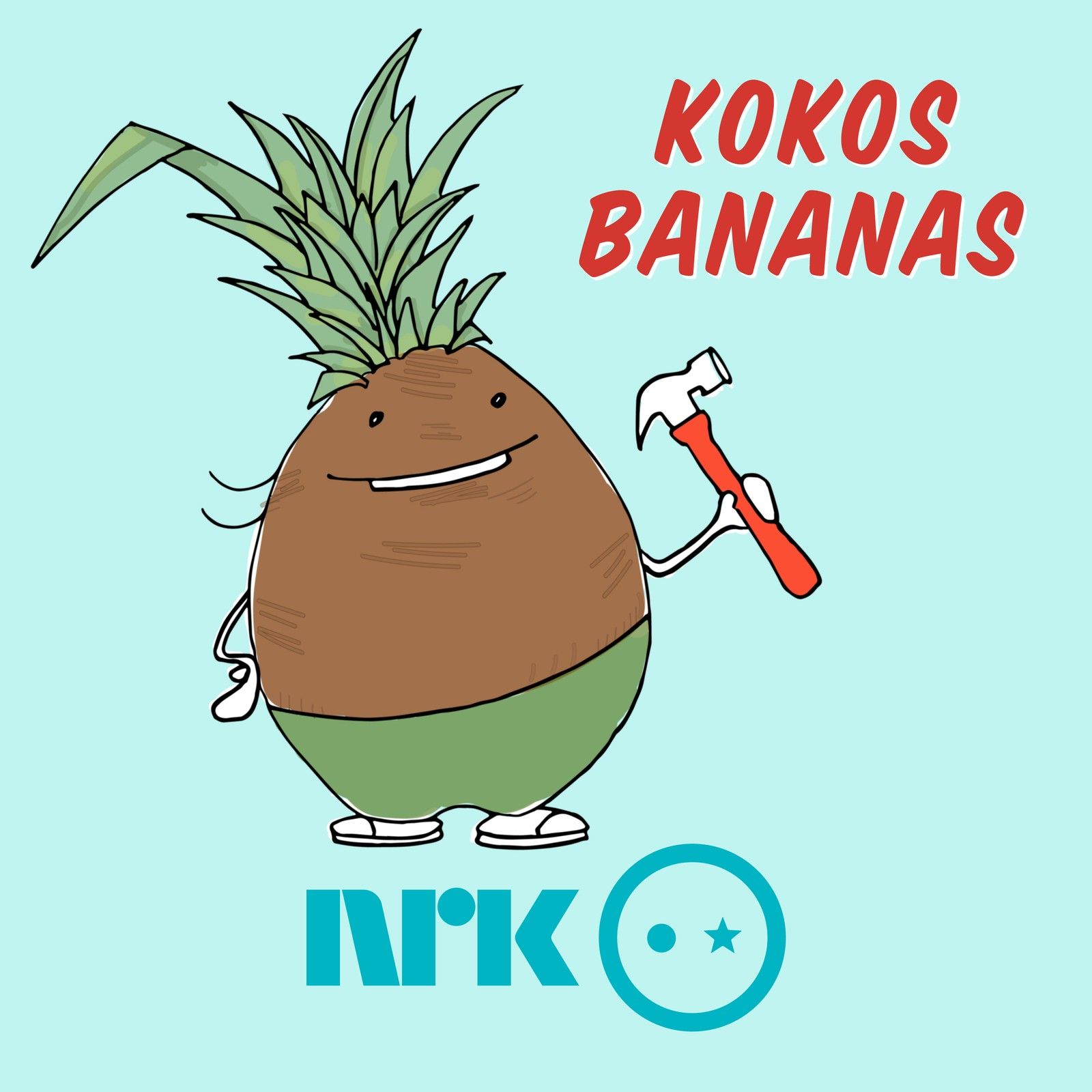 Kokosbananas
