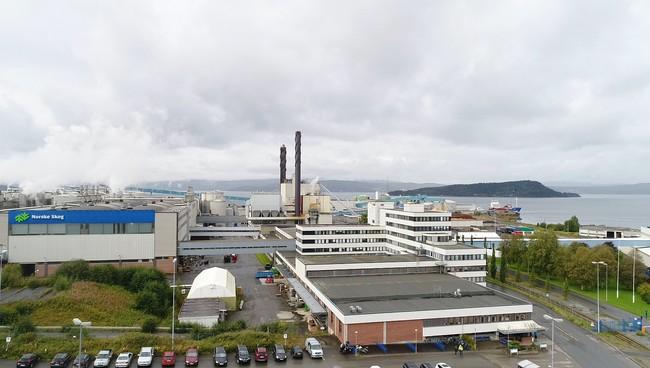 Norske Skog, Skogn