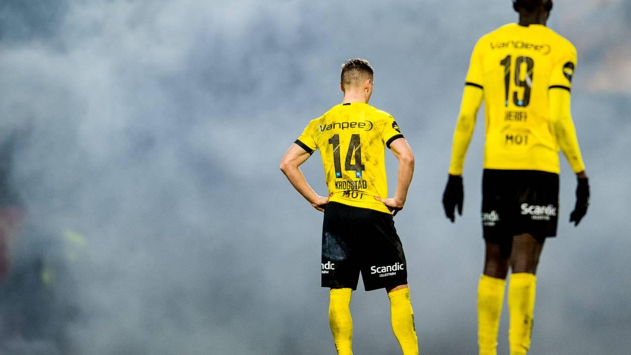Football, Eliteserien playoff, Lillestrøm - Start
