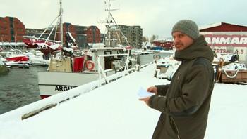 Marius Jøsevold, fylkesleder Nordland SV