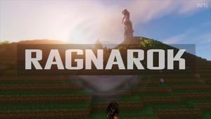 Ragnarok - Landskamp i minecraft