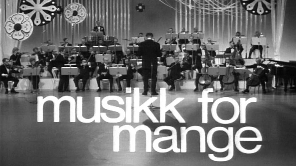 Musikk for mange