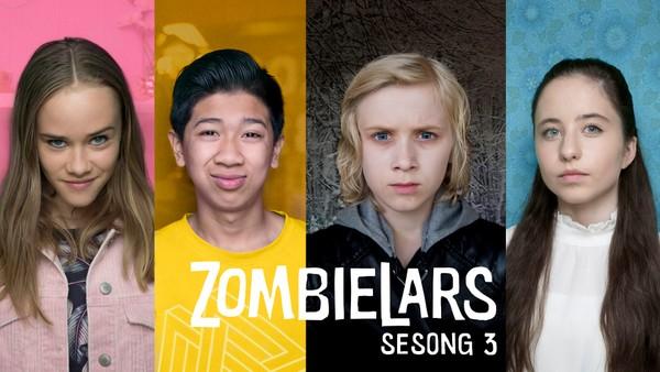 En hjertevarm og morsom serie om zombier og hekser - om tilhørighet, vennskap og det å skille seg ut. Norsk dramaserie.