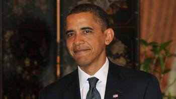 USAs president Barack Obama