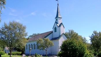 Leka kirke