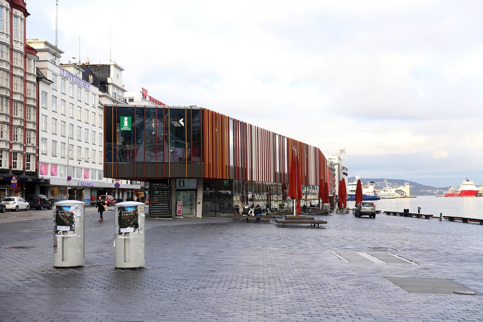Mathallen i Bergen. Her har det vært uenigheter mellom driftsselskapet og Bergen kommune, men partene håper ifølge Bergens Tidende å komme til en løsning i løpet av januar.