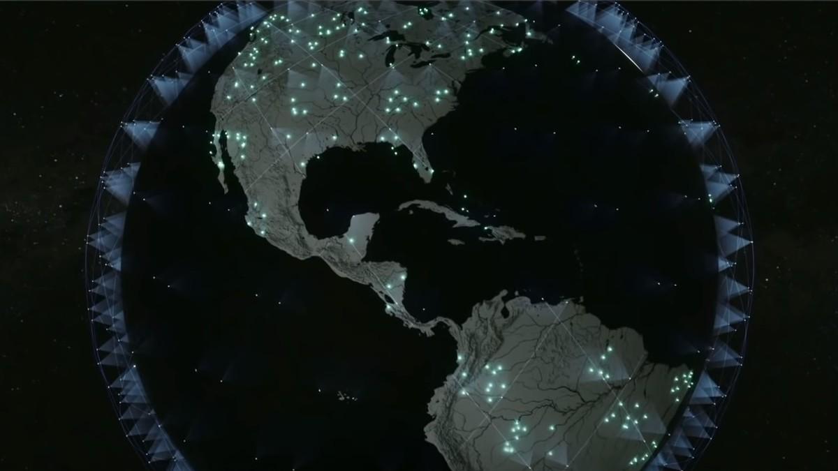 Bygger et skjold av satellitter rundt jorden – skal gi alle internett