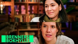 Brenners bokhylle: Ayesha Wolasmal og Kaja Gunnufsen